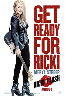 Ricki and the Flash (2015) cover