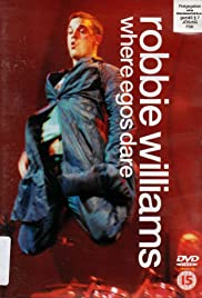 Robbie Williams: Live at Slane Castle 1999 poster