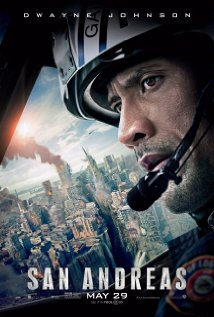 San Andreas (2015) cover