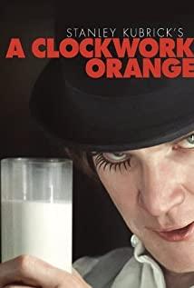 A Clockwork Orange (1971) cover