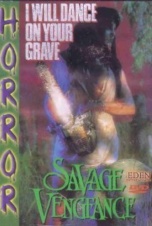 Savage Vengance (1993) cover