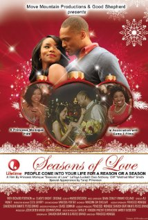 Seasons of Love (2014) cover