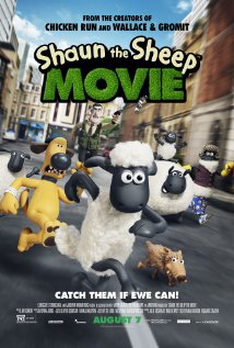 Shaun the Sheep Movie 2015 poster