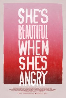 She's Beautiful When She's Angry 2014 poster