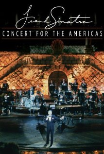 Sinatra: Concert for the Americas 1982 poster