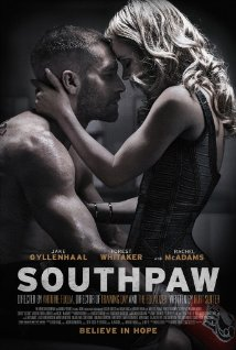 Southpaw (2015) cover