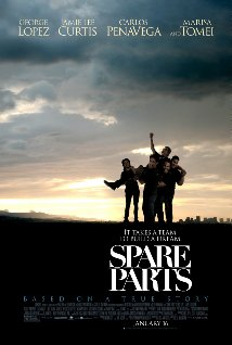 Spare Parts (2015) cover