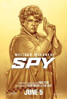 Spy (2015) cover