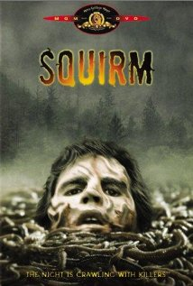 Squirm (1976) cover