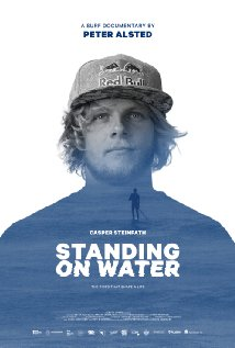 Standing on Water (2015) cover