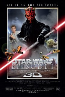 Star Wars: Episode I - The Phantom Menace (1999) cover