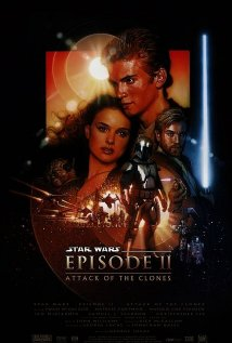 Star Wars: Episode II - Attack of the Clones (2002) cover