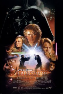 Star Wars: Episode III - Revenge of the Sith (2005) cover