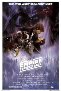 Star Wars: Episode V - The Empire Strikes Back (1980) cover