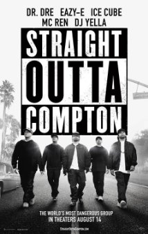 Straight Outta Compton 2015 poster