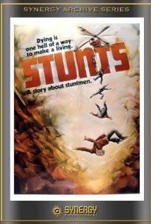 Stunts (1977) cover
