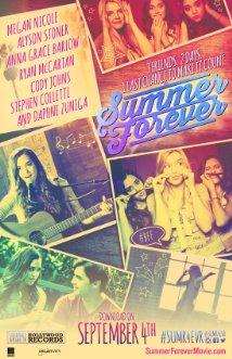 Summer Forever (2015) cover