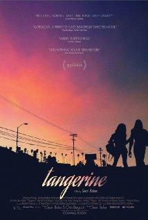Tangerine (2015) cover