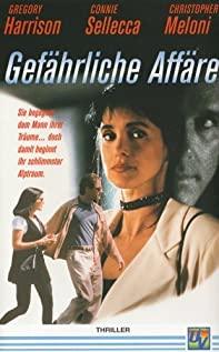 A Dangerous Affair 1995 poster
