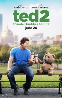 Ted 2 2015 poster