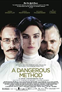 A Dangerous Method (2011) cover