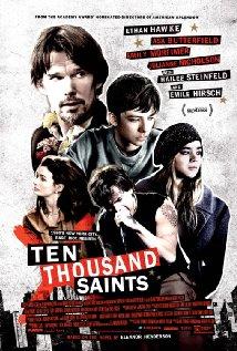 Ten Thousand Saints (2015) cover