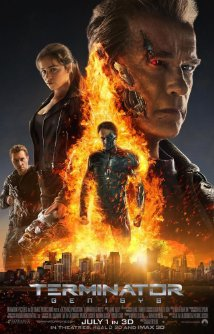 Terminator Genisys 2015 poster