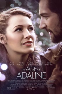 The Age of Adaline 2015 poster