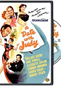 A Date with Judy (1948) cover