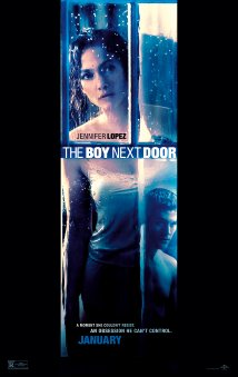 The Boy Next Door (2015) cover