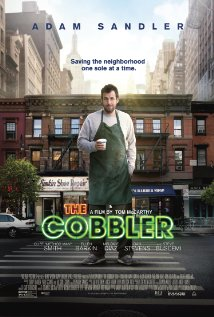 The Cobbler (2014) cover