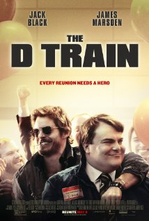 The D Train (2015) cover