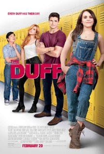 The DUFF (2015) cover