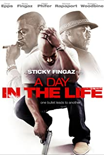 A Day in the Life (2009) cover