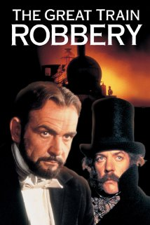 The First Great Train Robbery 1979 poster