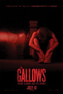 The Gallows (2015) cover