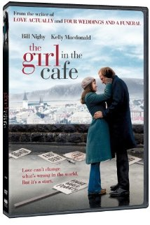 The Girl in the Café (2005) cover