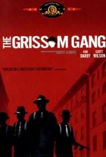 The Grissom Gang 1971 poster