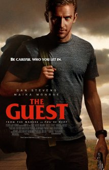 The Guest (2014) cover
