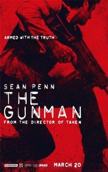 The Gunman (2015) cover