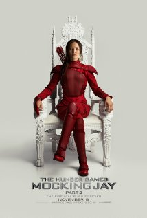 The Hunger Games: Mockingjay - Part 2 (2015) cover