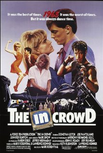 The In Crowd 1988 poster