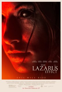 The Lazarus Effect 2015 poster