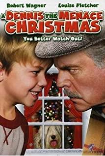 A Dennis the Menace Christmas (2007) cover