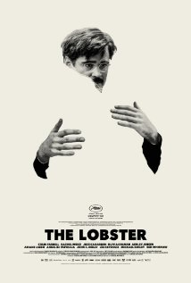 The Lobster (2015) cover