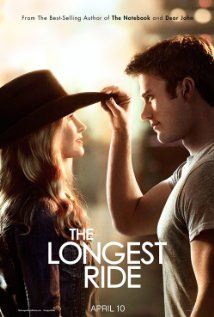 The Longest Ride (2015) cover