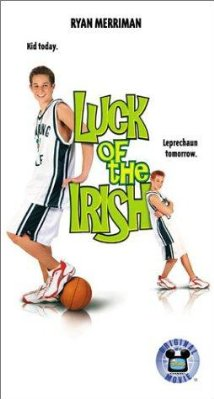 The Luck of the Irish 2001 poster