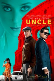 The Man from U.N.C.L.E. (2015) cover