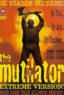 The Mutilator (1984) cover