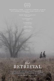 The Retrieval (2013) cover